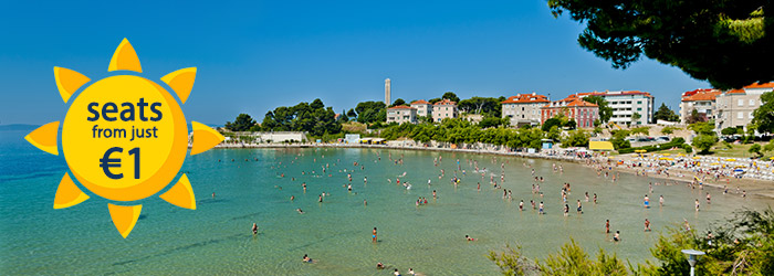 Croatia July offer: Seats from €1