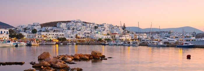 Cyclades Islands from €19 with Golden Star Ferries