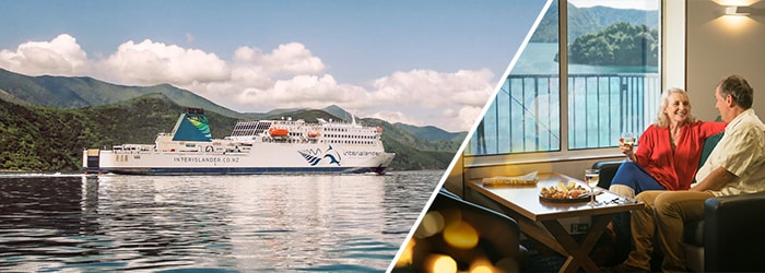 EXCLUSIVE! Free extras with Interislander