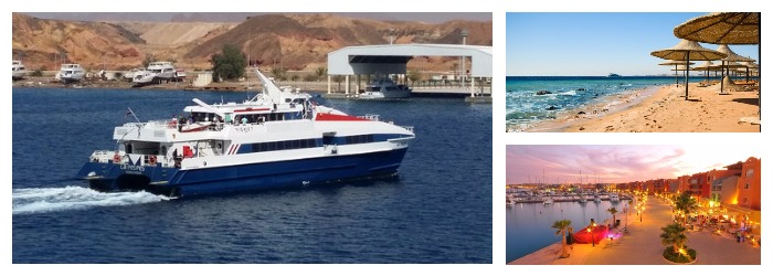 Introducing a new ferry connection in Egypt